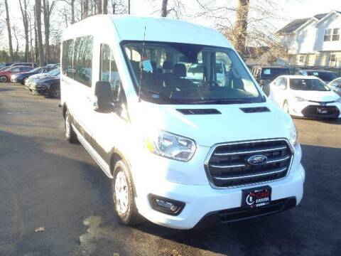 2020 Ford Transit Passenger for sale at EMG AUTO SALES in Avenel NJ