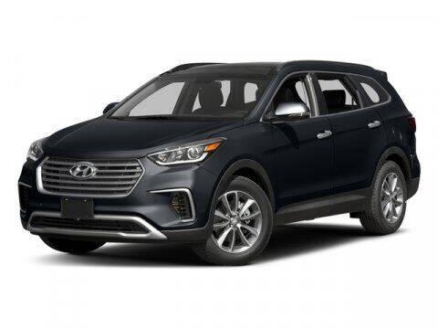 2017 Hyundai Santa Fe for sale at BEAMAN TOYOTA - Beaman Buick GMC in Nashville TN