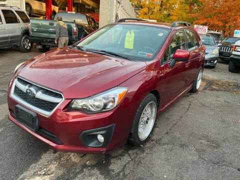 2014 Subaru Impreza for sale at White River Auto Sales in New Rochelle NY