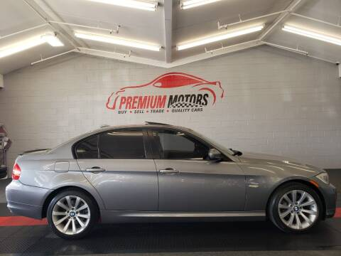 2011 BMW 3 Series for sale at Premium Motors in Villa Park IL