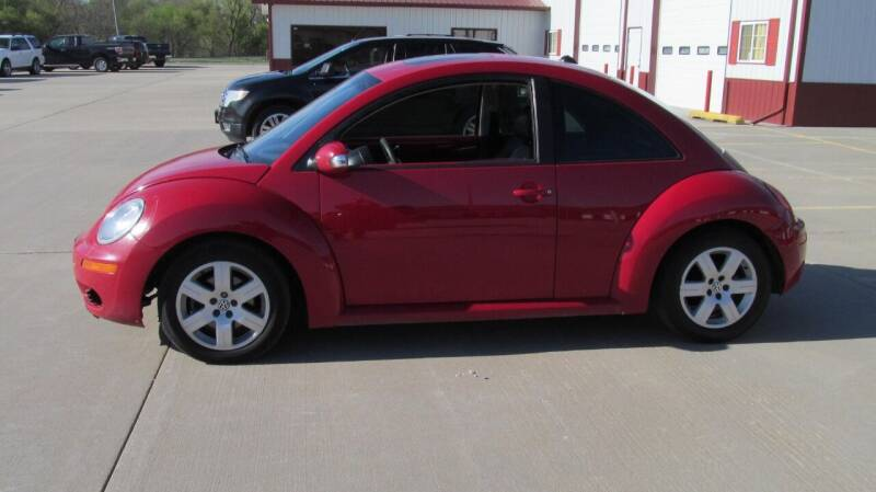 2007 Volkswagen New Beetle for sale at New Horizons Auto Center in Council Bluffs IA