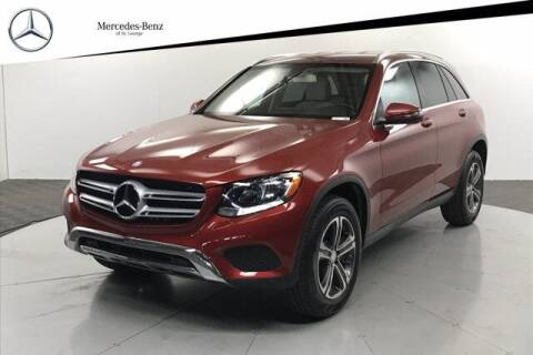 2016 Mercedes-Benz GLC for sale at Stephen Wade Pre-Owned Supercenter in Saint George UT