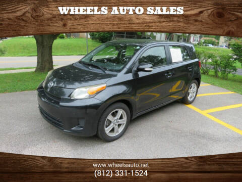 2013 Scion xD for sale at Wheels Auto Sales in Bloomington IN