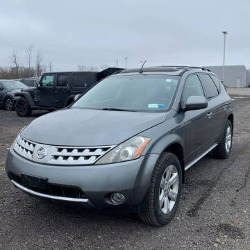 2007 Nissan Murano for sale at American & Import Automotive in Cheektowaga NY