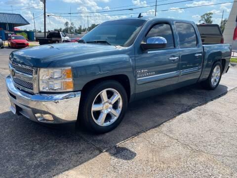2012 Chevrolet Silverado 1500 for sale at Bay Motors in Tomball TX