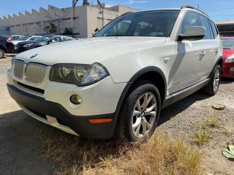2010 BMW X3 for sale at Philadelphia Public Auto Auction in Philadelphia PA