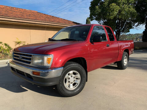1998 Toyota T100 for sale at Auto Hub, Inc. in Anaheim CA