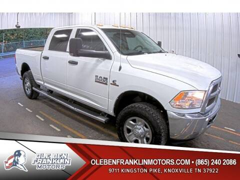 2015 RAM Ram Pickup 2500 for sale at Ole Ben Franklin Motors Clinton Highway in Knoxville TN