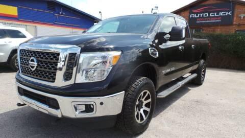 2016 Nissan Titan XD for sale at Auto Click in Tucson AZ