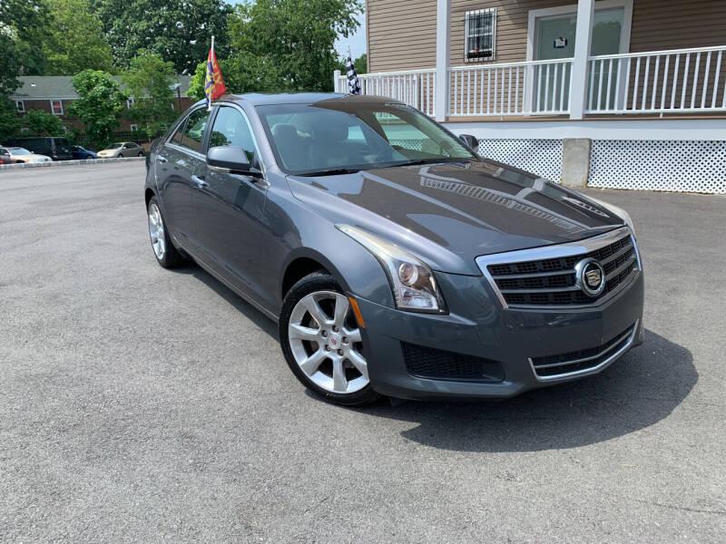 2013 Cadillac ATS for sale at PRNDL Auto Group in Irvington NJ