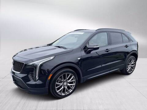 2019 Cadillac XT4 for sale at Fitzgerald Cadillac & Chevrolet in Frederick MD