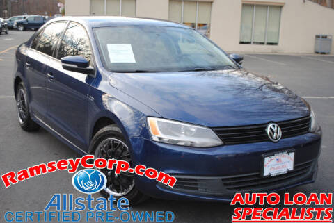 2014 Volkswagen Jetta for sale at Ramsey Corp. in West Milford NJ