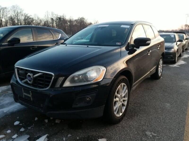 2010 Volvo XC60 for sale at EZ PASS AUTO SALES LLC in Philadelphia PA
