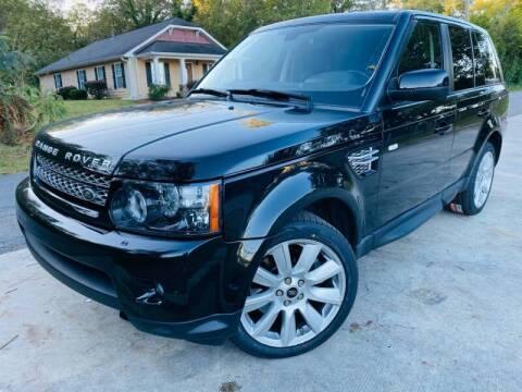 2013 Land Rover Range Rover Sport for sale at E-Z Auto Finance in Marietta GA