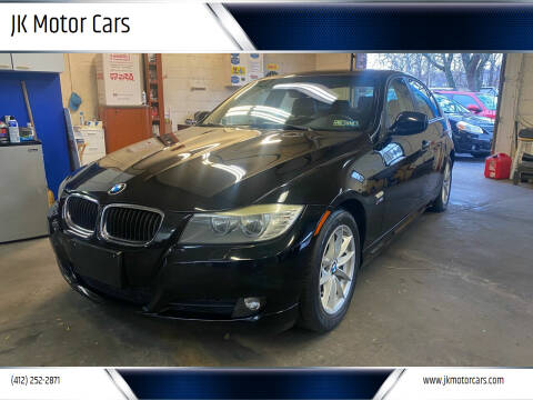 2010 BMW 3 Series for sale at JK Motor Cars in Pittsburgh PA