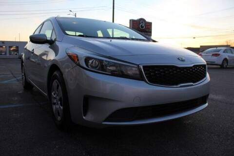 2017 Kia Forte for sale at B & B Car Co Inc. in Clinton Twp MI
