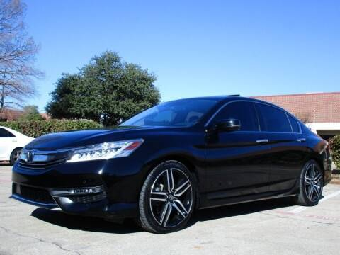 2016 Honda Accord for sale at Italy Auto Sales in Dallas TX