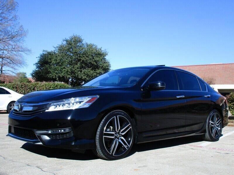 2016 Honda Accord for sale at Italy Auto Sales in Dallas TX