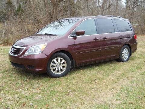 2010 Honda Odyssey for sale at BARKER AUTO EXCHANGE in Spencer IN