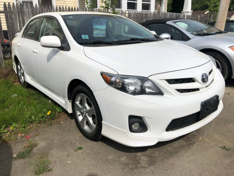 2012 Toyota Corolla for sale in Egg Harbor City, NJ