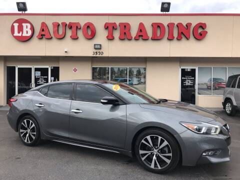 2017 Nissan Maxima for sale at LB Auto Trading in Orlando FL