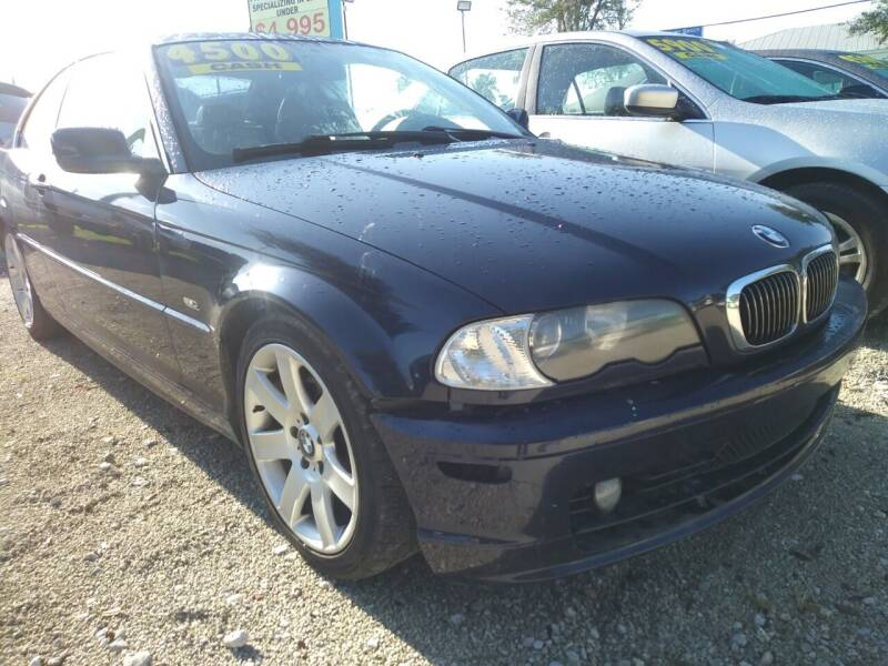 2003 BMW 3 Series for sale at AFFORDABLE AUTO SALES OF STUART in Stuart FL
