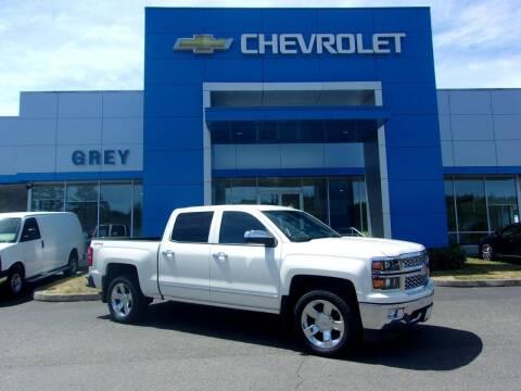 2014 Chevrolet Silverado 1500 for sale at Grey Chevrolet, Inc. in Port Orchard WA
