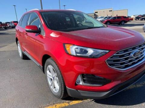 2020 Ford Edge for sale at Vance Fleet Services in Guthrie OK