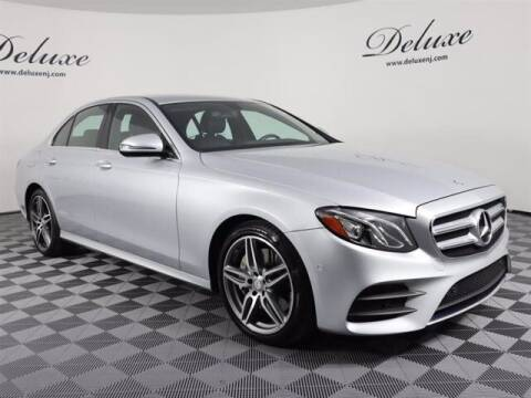 2017 Mercedes-Benz E-Class for sale at DeluxeNJ.com in Linden NJ