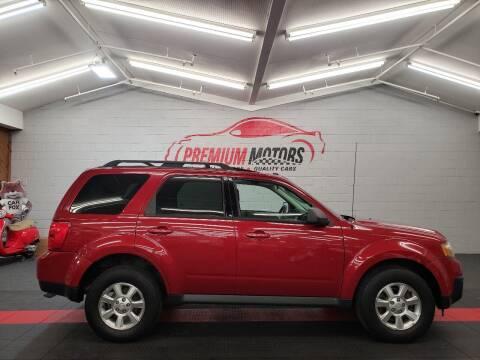 2010 Mazda Tribute for sale at Premium Motors in Villa Park IL