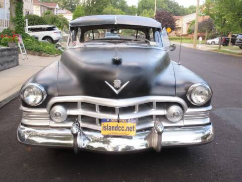 1950 Cadillac DeVille for sale at Island Classics & Customs in Staten Island NY