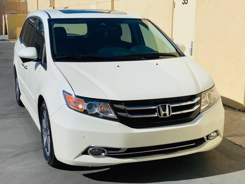 2014 Honda Odyssey for sale at Auto Zoom 916 in Rancho Cordova CA