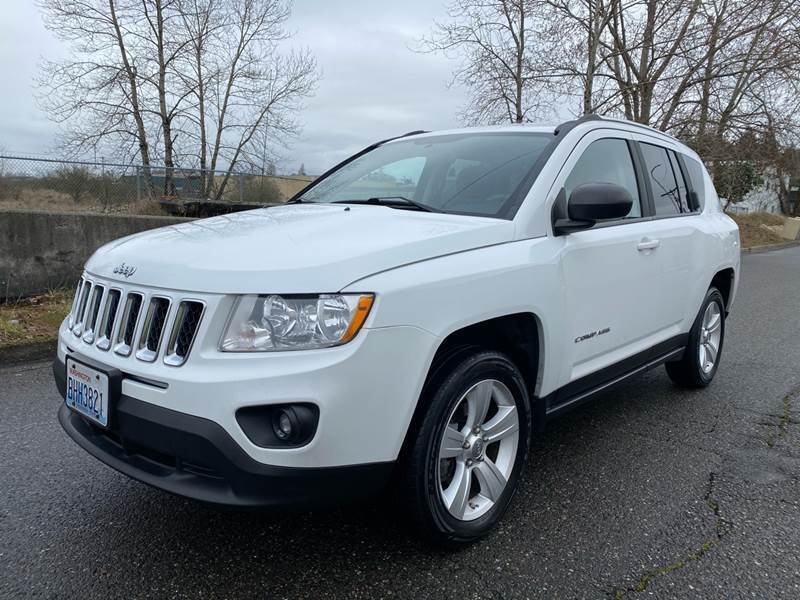 2012 Jeep Compass for sale at Washington Auto Sales in Tacoma WA