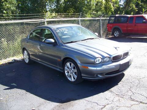 2003 Jaguar X-Type for sale at Collector Car Co in Zanesville OH