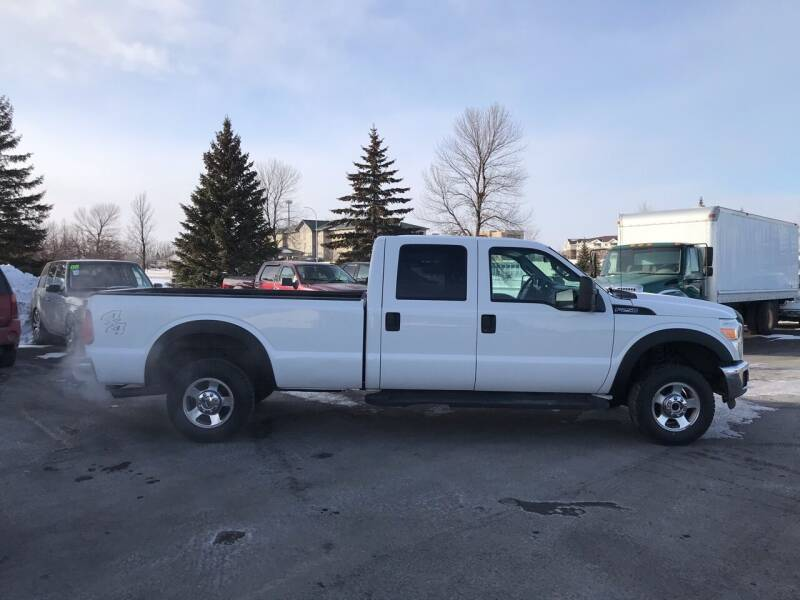 2014 Ford F-250 Super Duty for sale at Crown Motor Inc in Grand Forks ND