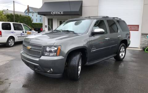 2011 Chevrolet Tahoe for sale at J&E Auto Sales in Branford CT
