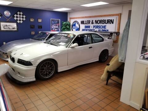 1995 BMW M3 for sale at Atlantic Auto Exchange Inc in Durham NC