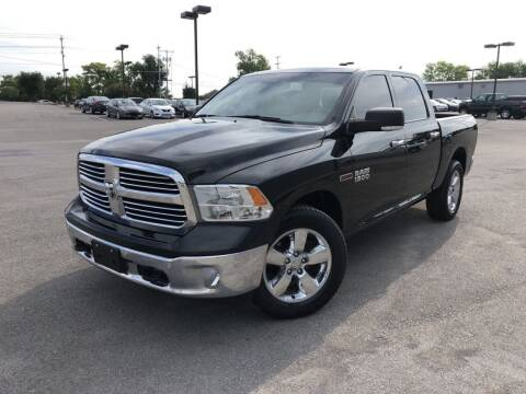2016 RAM Ram Pickup 1500 for sale at City Auto in Murfreesboro TN
