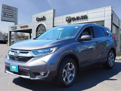 2018 Honda CR-V for sale at Ron's Automotive in Manchester MD