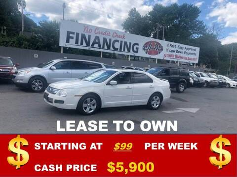 2009 Ford Fusion for sale at Auto Mart USA in Kansas City MO