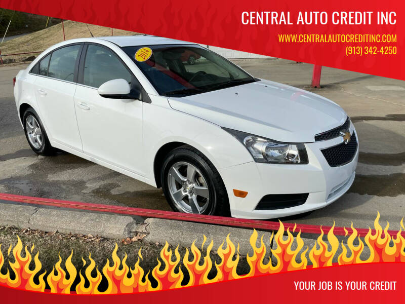 2014 Chevrolet Cruze for sale at Central Auto Credit Inc in Kansas City KS