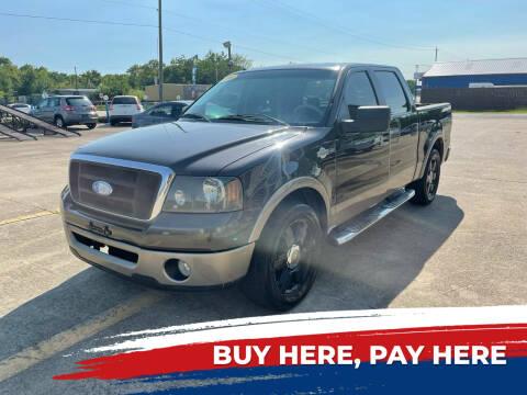 2006 Ford F-150 for sale at Wheelstone Auto Sales in La Porte TX