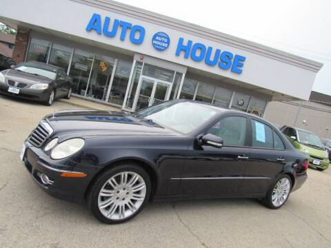 2008 Mercedes-Benz E-Class for sale at Auto House Motors in Downers Grove IL