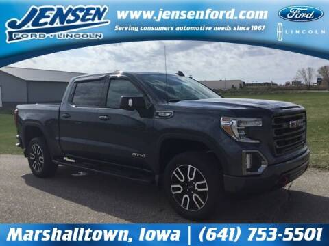 2019 GMC Sierra 1500 for sale at JENSEN FORD LINCOLN MERCURY in Marshalltown IA