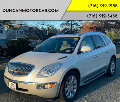2011 Buick Enclave for sale at DuncanMotorcar.com in Buffalo NY