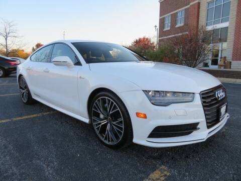 2017 Audi A7 for sale at Import Exchange in Mokena IL