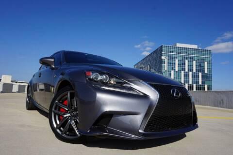 2014 Lexus IS 350 for sale at JD MOTORS in Austin TX