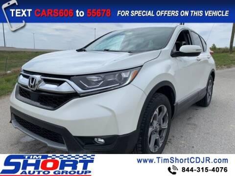 2018 Honda CR-V for sale at Tim Short Chrysler in Morehead KY