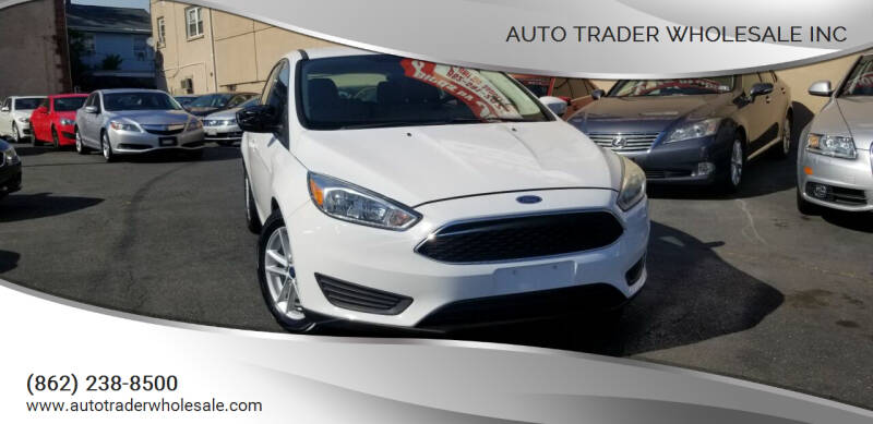 2015 Ford Focus for sale at Auto Trader Wholesale Inc in Saddle Brook NJ
