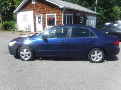 2005 Honda Accord for sale at Trade Zone Auto Sales in Hampton NJ